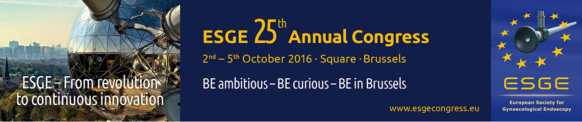 Confirmation of Participation for ESGE 2016